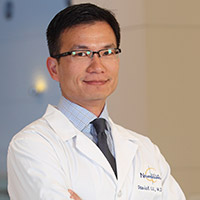 Dr. Lu  and link to giving page