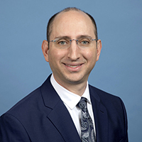 Daniel Uslan, MD, UCLA Division of Infectious Diseases.