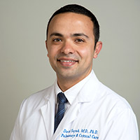 David Sayah, MD, PhD