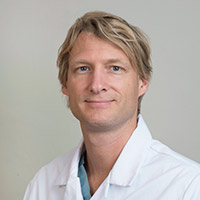 Wolf B. Kratzert, MD for Anesthesiology, Critical Care Medicine