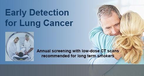 Early Detection for Lung Cancer