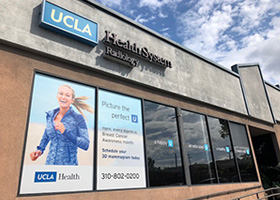 UCLA Radiology - Manhattan Beach office at 2200 N. Sepulveda Blvd, Manhattan Beach, CA 90266