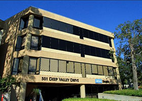 Palos Verdes Imaging and Interventional Center at 501 Deep Valley Dr., 4th Floors, Rolling Hills Estates, CA 90274