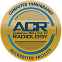 UCLA Radiology was awarded accreditation in computer tomography (CT).