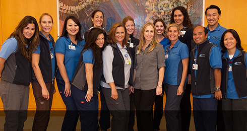 Santa Monica Inpatient Rehabilitation Team