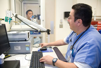 Pulmonary Function Lab - UCLA Respiratory Care Services
