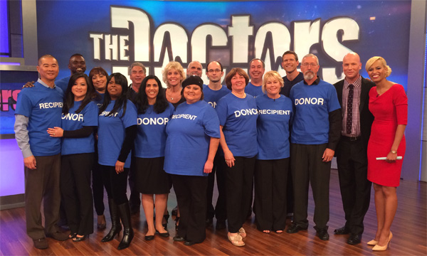 Dr. Veale on The Doctors Show