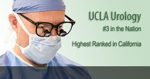 UCLA Urology #4 in the Nation