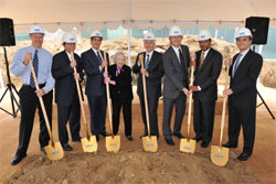 UCLA breaks ground on Edie and Lew Wasserman Building
