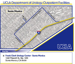 Frank Clark Urology Center - Santa Monica
