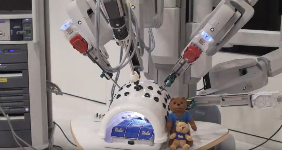 Robotic Surgery in Children Webinar