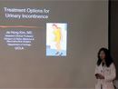 Treatment Options, Urinary Incontinence: Ja-Hong Kim, M.D.