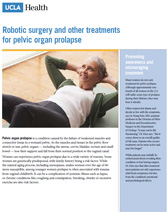 Robotic surgery and other treatments